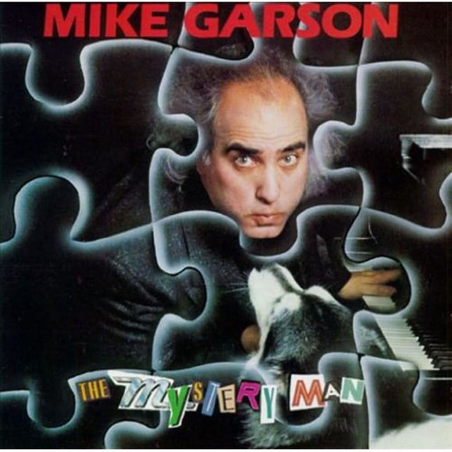Mike Garson MYSTERY MAN CD