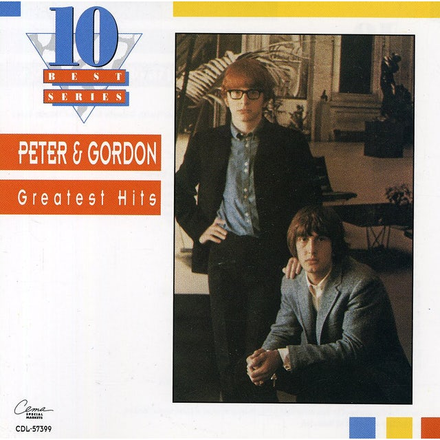 Peter & Gordon GREATEST HITS CD