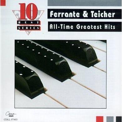 Ferrante & Teicher ALL-TIME GREATEST HITS CD