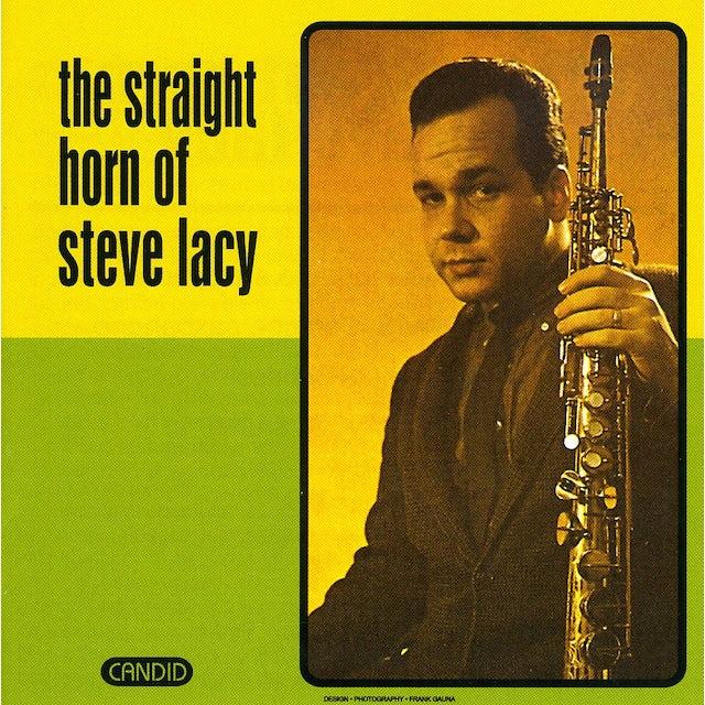 STRAIGHT HORN OF STEVE LACY CD