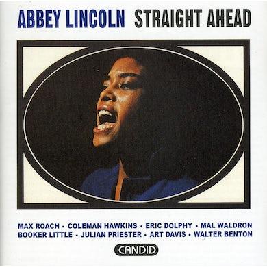 Abbey Lincoln STRAIGHT AHEAD CD
