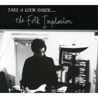 Folk Implosion TAKE A LOOK INSIDE CD