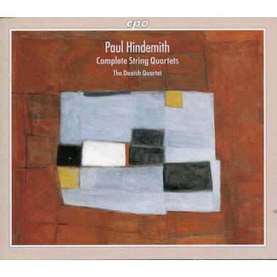 Hindemith STRING QUARTETS 1-7 CD