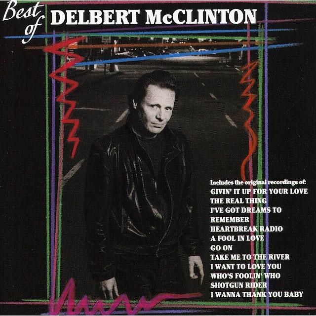 Delbert Mcclinton BEST OF CD