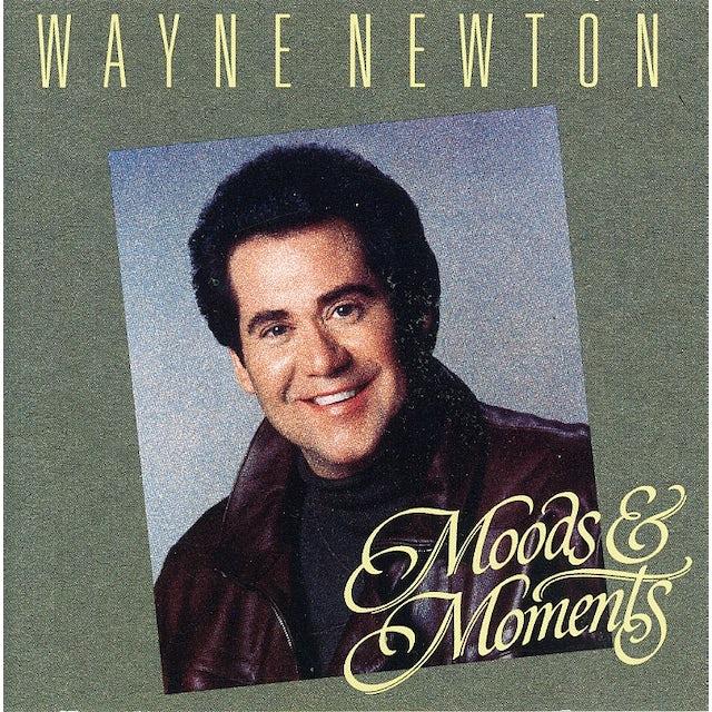Wayne Newton MOODS & MOMENTS CD