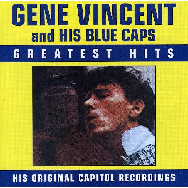 Gene Vincent GREATEST HITS CD