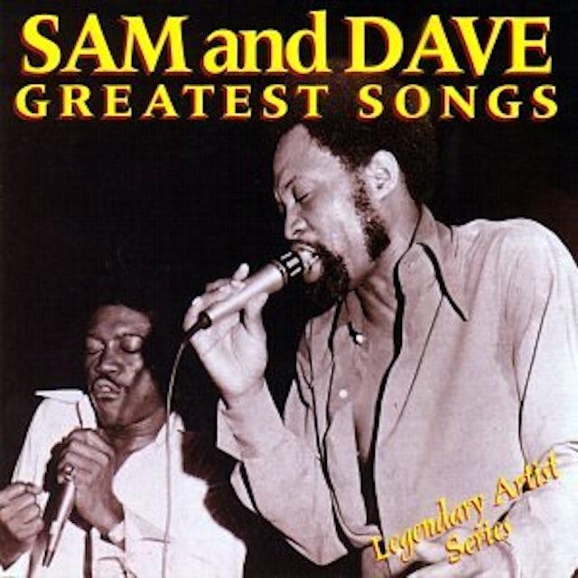 Sam & Dave GREATEST SONGS CD