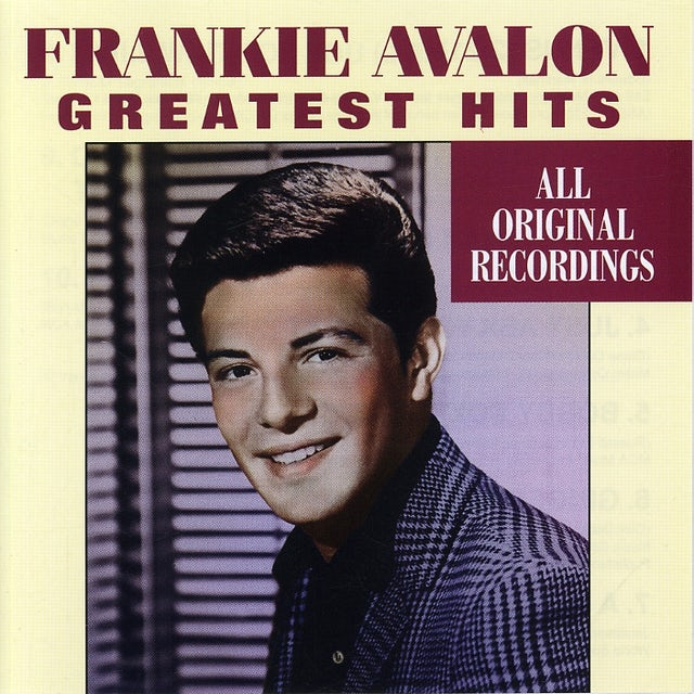 Frankie Avalon GREATEST HITS CD