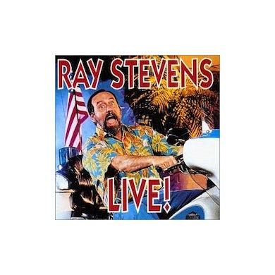 Ray Stevens LIVE CD