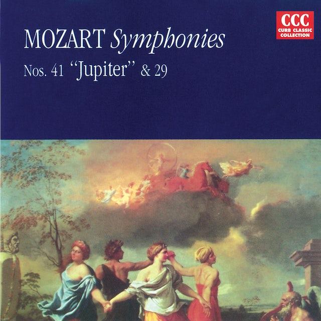 Mozart JUPITER CD