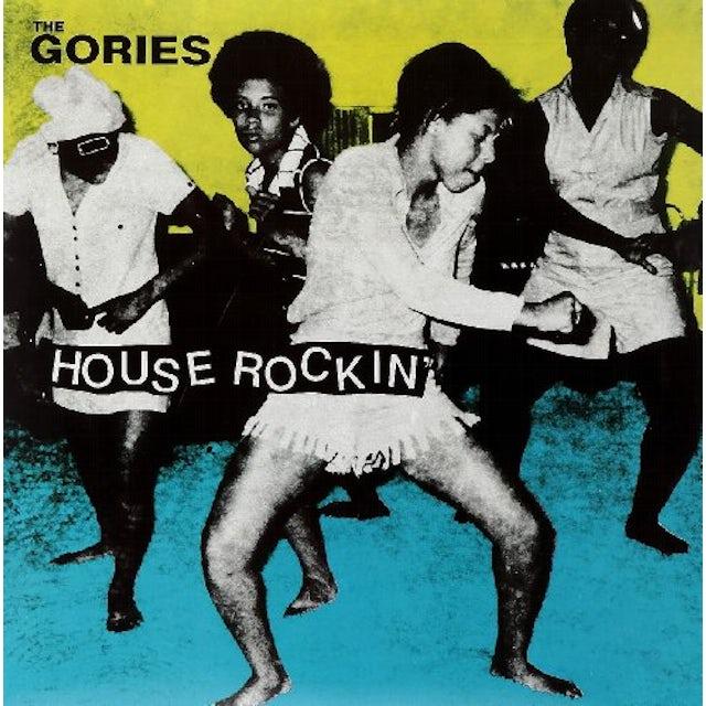 The Gories HOUSEROCKIN Vinyl Record
