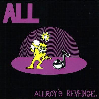 ALLROY'S REVENGE CD