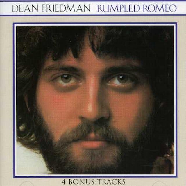 Dean Friedman RUMPLED ROMEO CD