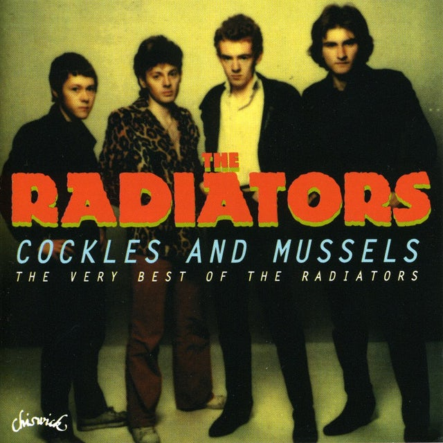 Radiators COCKLES & MUSSELS: VERY BEST OF CD