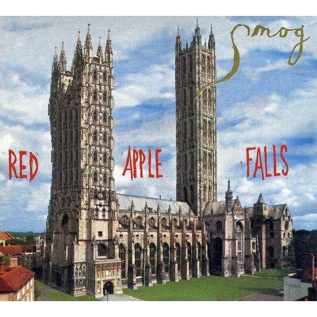 Smog RED APPLE FALLS CD