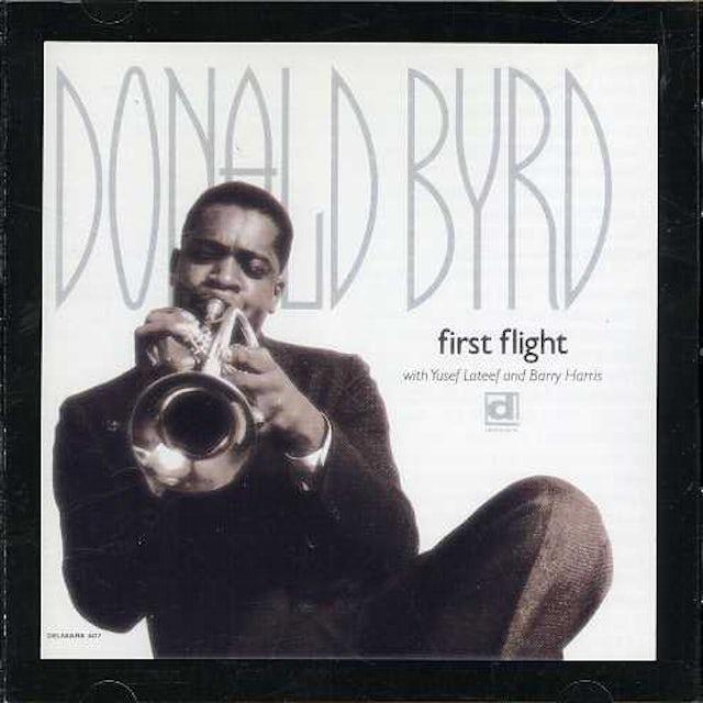 Donald Byrd FIRST FLIGHT CD