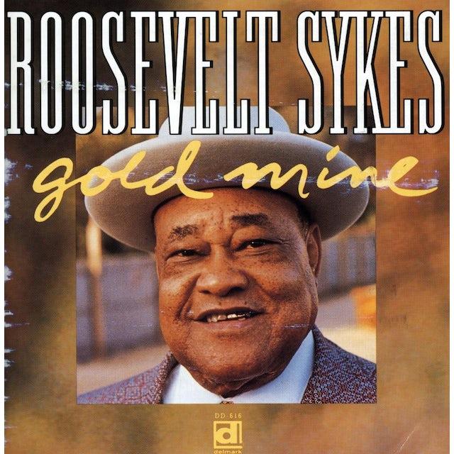 Roosevelt Sykes GOLD MINE CD
