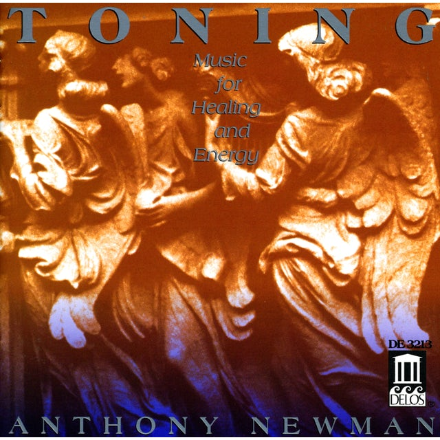 Anthony Newman HEALING: MUSIC FOR HEALING & ENERGY CD