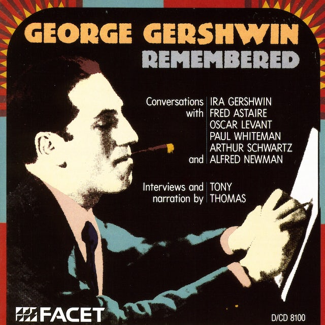George Gershwin REMEMBERED CD