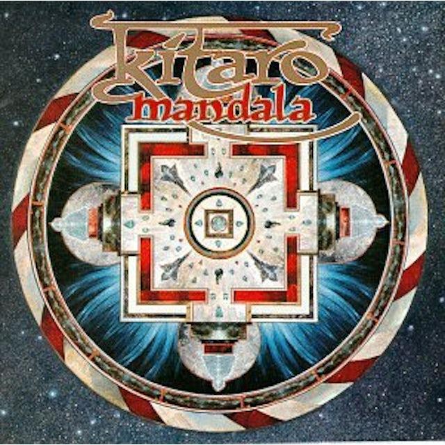 Kitaro MANDALA CD