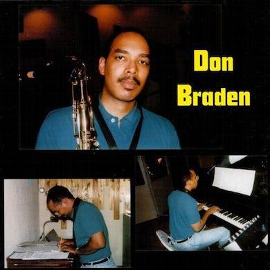 Don Braden OPEN ROAD CD