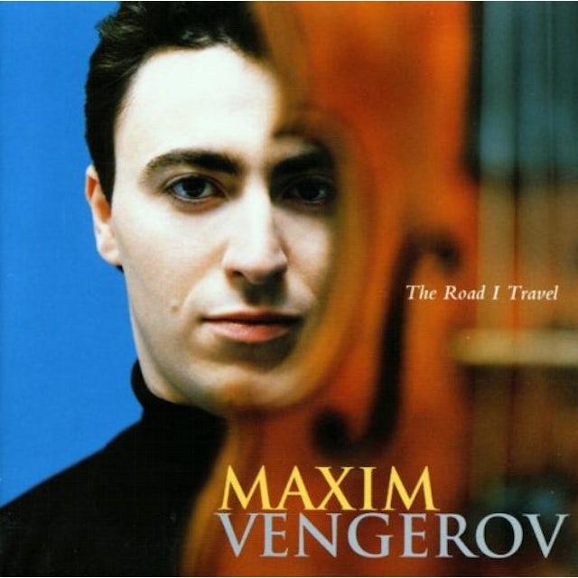 Maxim Vengerov ROAD I TRAVEL CD