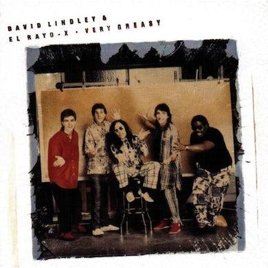 David Lindley VERY GREASY CD