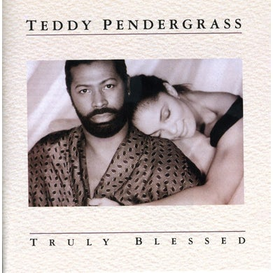 Teddy Pendergrass TRULY BLESSED CD