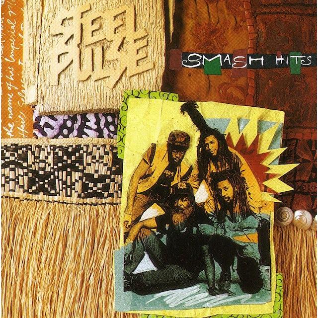 Steel Pulse SMASH HITS CD