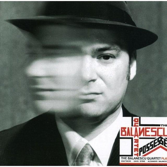 Balanescu Quartet POSSESSED CD