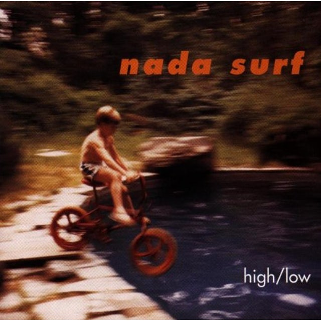 Nada Surf HIGH/LOW CD