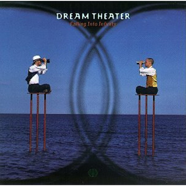 Dream Theater FALLING INTO INFINITY CD