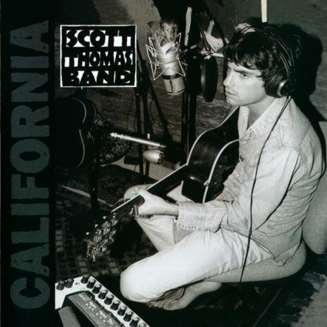Scott Thomas CALIFORNIA CD