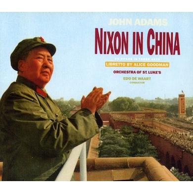 John Adams NIXON IN CHINA CD
