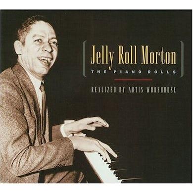 Jelly Roll Morton PIANO ROLLS CD