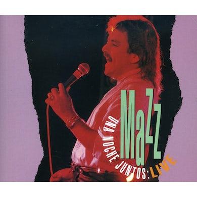 Mazz UNA NOCHE JUNTOS: LIVE CD