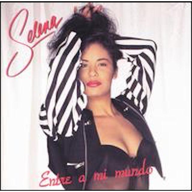Selena ENTRE A MI MUNDO CD