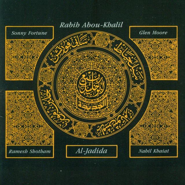 Rabih Abou-Khalil AL-JADIDA CD