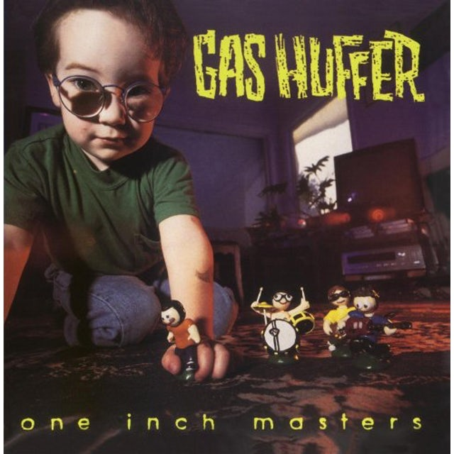 Gas Huffer ONE INCH MASTERS (MOD) CD