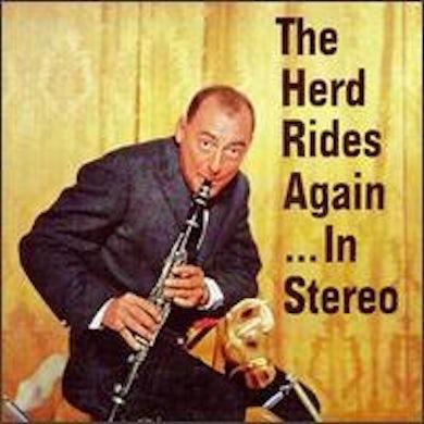 Woody Herman HERD RIDES AGAIN IN STEREO CD