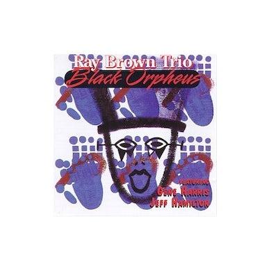 Ray Brown BLACK ORPHEUS CD