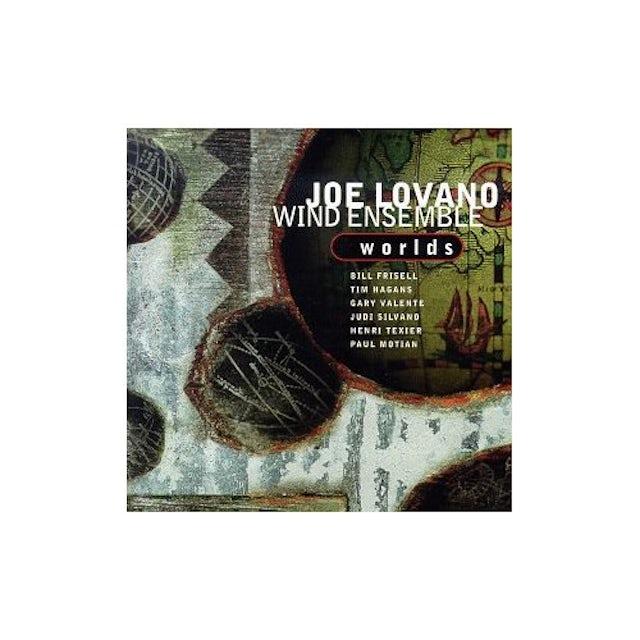Joe Lovano WORLDS CD
