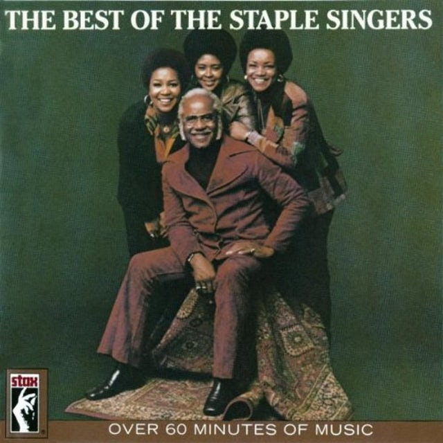 The Staple Singers BEST OF CD