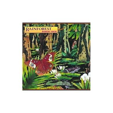 Robert Rich RAINFOREST CD