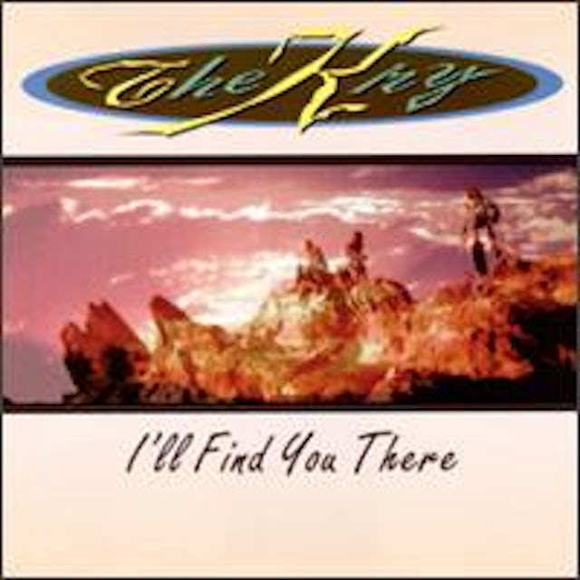 KRY I'LL FIND YOU THERE CD