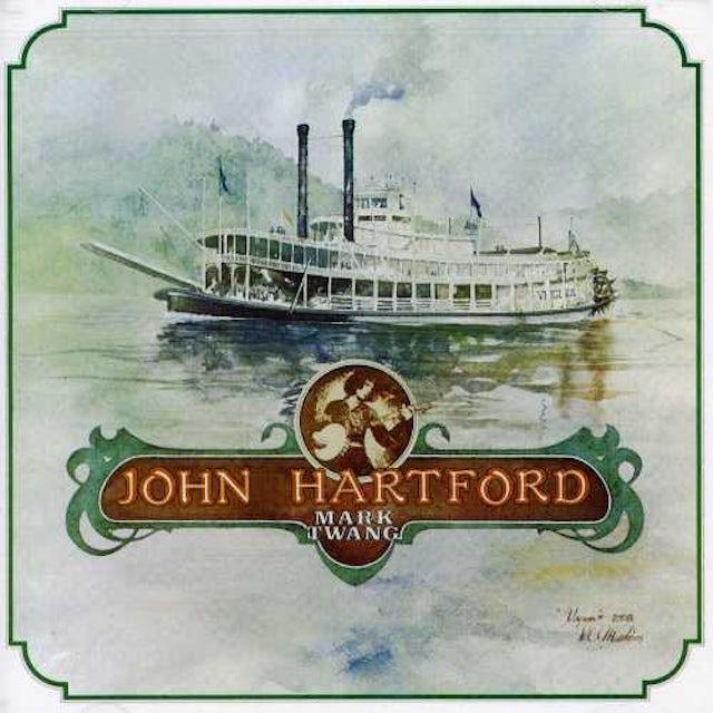 John Hartford MARK TWANG CD