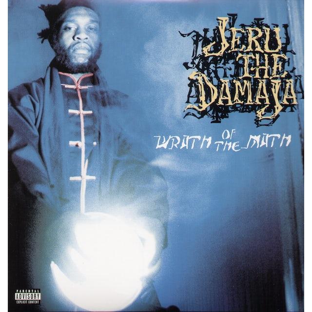 Jeru The Damaja WRATH OF THE MATH Vinyl Record