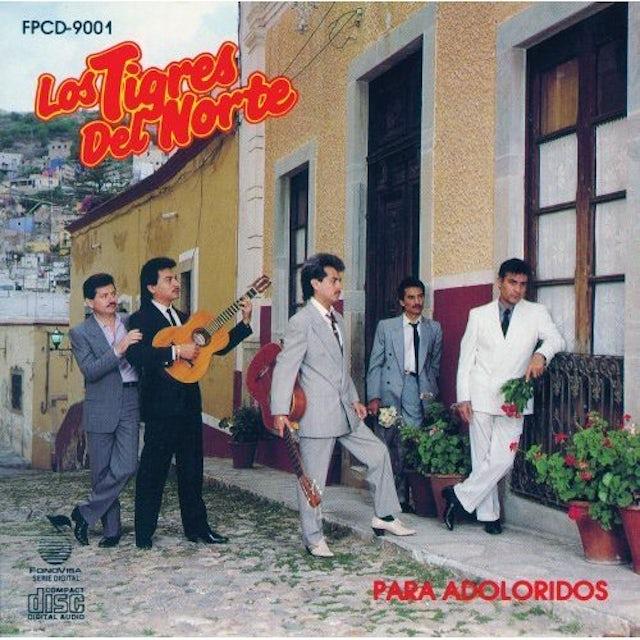 TIGRES DEL NORTE PARA LOS ADOLORIDOS CD