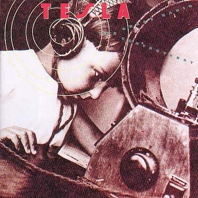 Tesla GREAT RADIO CONTROVERSY CD