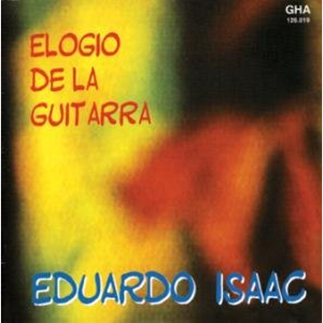 Eduardo Isaac GUITAR MUSIC CD